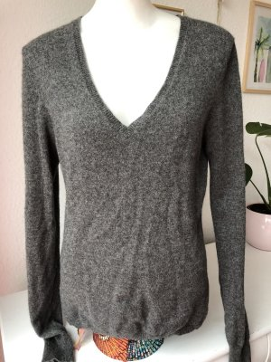REPEAT Cashmere Pullover Anthrazit 38