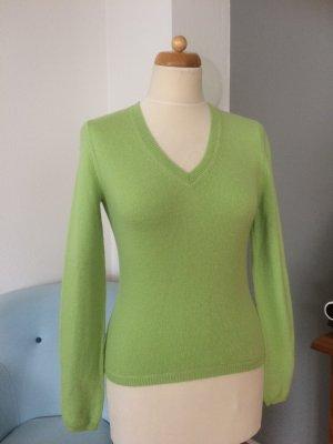 Repeat Pullover grün Größe S