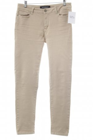 Repeat Slim Jeans beige Casual-Look