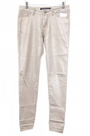 Repeat Stretch Trousers rose-gold-coloured wet-look