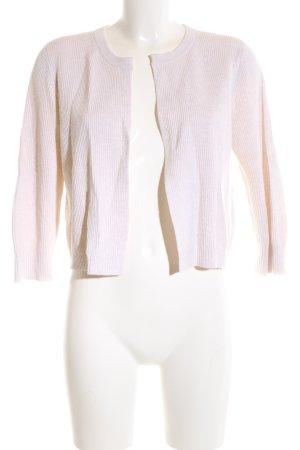 Repeat Boléro en tricot rose style décontracté