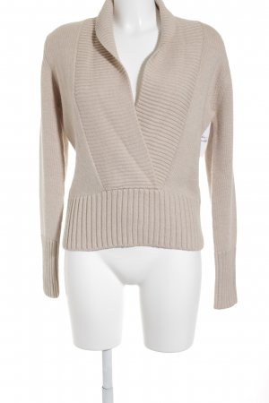 Repeat Strickpullover beige Casual-Look