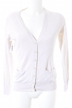 Repeat Knitted Vest cream simple style