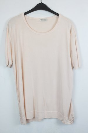 Repeat T-Shirt Gr. M apricot/rosa (18/6/264)