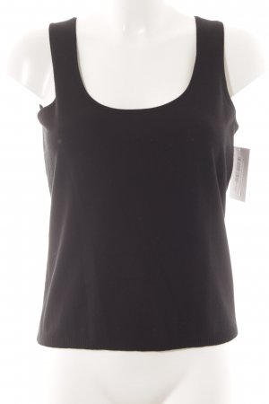 Repeat Tanktop schwarz Casual-Look