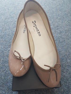 Repetto Ballerinas Lackleder NEU