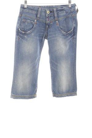Replay 3/4-jeans veelkleurig casual uitstraling