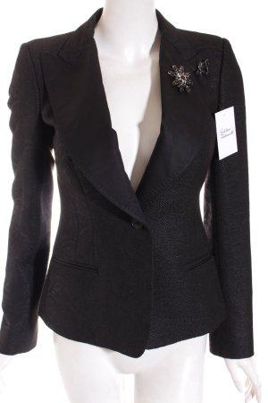 Replay Blazer schwarz extravaganter Stil