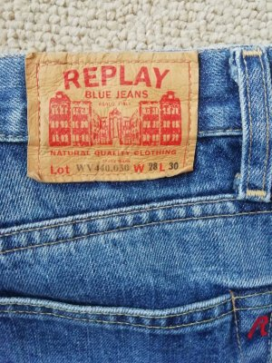Replay Blue Jeans