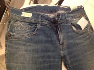 Replay Blue Jeans Neu