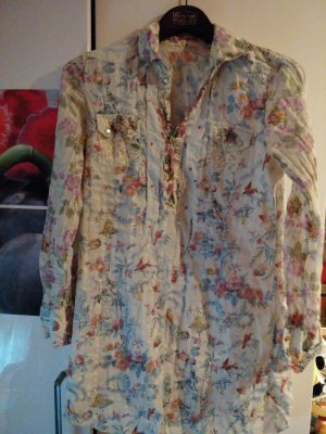 Replay Bluse Floral lang