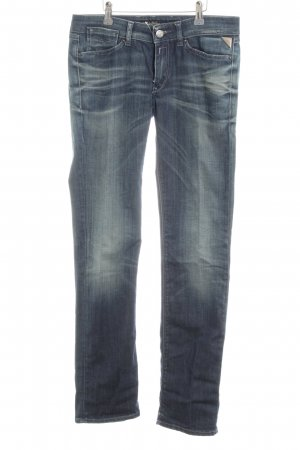 Replay Boot Cut Jeans blue casual look