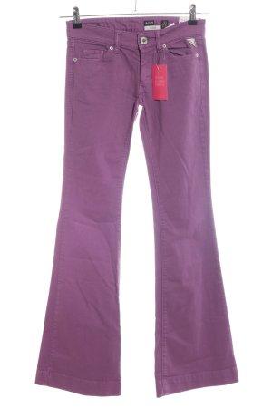 Replay Jeans svasati lilla stile casual