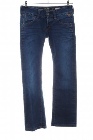 Replay Boot Cut Jeans blau Casual-Look