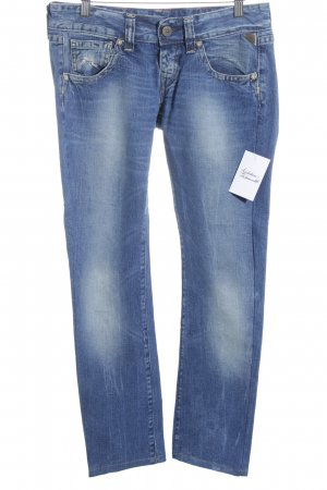 Replay Boot Cut Jeans blassblau minimalistischer Stil