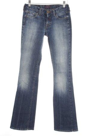 Replay Boot Cut Jeans blau schlichter Stil