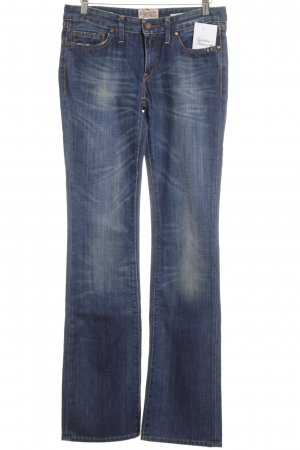 Replay Boot Cut Jeans mehrfarbig Washed-Optik