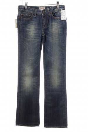Replay Boot Cut Jeans petrol Street-Fashion-Look