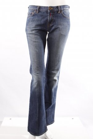 Replay Boot Cut Jeans Stone Washed
