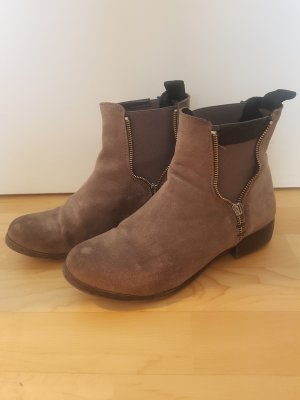 Replay Ankle Boots grey brown
