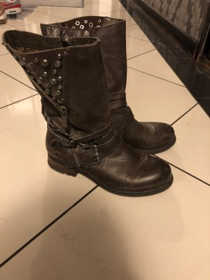 Replay Boots Leder