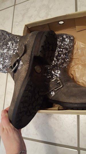 Replay boots mit nieten