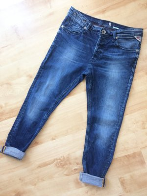 Replay Boyfriend Jeans Leena Gr. 26 Relaxed Fit Loose Fit
