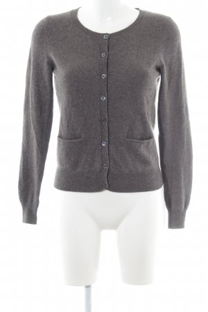 Replay Cashmere Jumper grey brown casual look