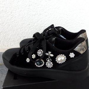 Replay coole Sneaker schwarz Gr.38 neu NP 99,95