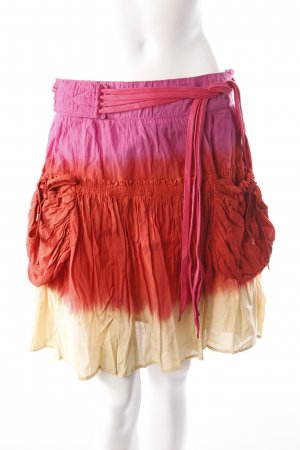 Replay Crash Skirt multicolored