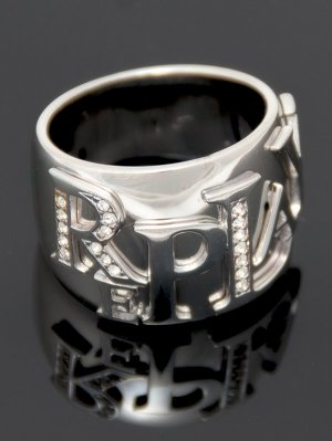 REPLAY ~ DAMEN RING ~ SIZE 54 / 6,5 (17 MM)