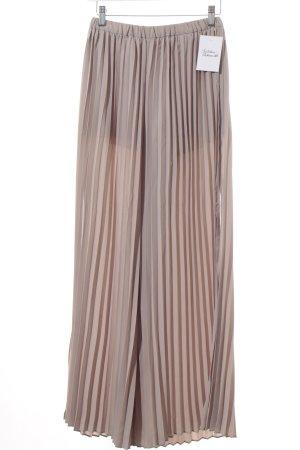 Replay Hoge taille broek beige elegant