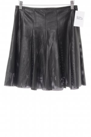 Replay High Waist Rock schwarz Rockabilly-Look
