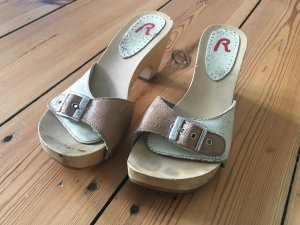 Replay Holzsandalen Gr. 38