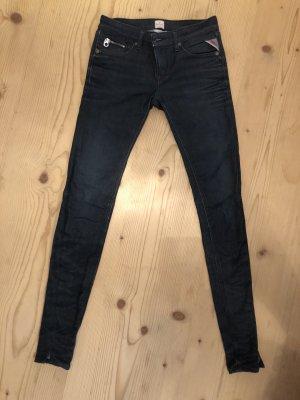 Replay hyperflex Jeans in tief blau