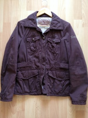 Replay Jacke Gr M in braun