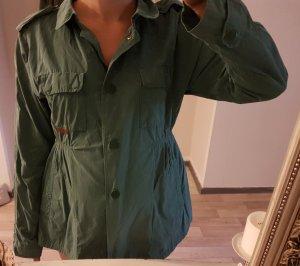 REPLAY Jacke grün Gr. L - tolle Qualität