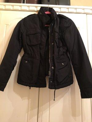 Replay Jacke schwarz tailliert S neuwertig