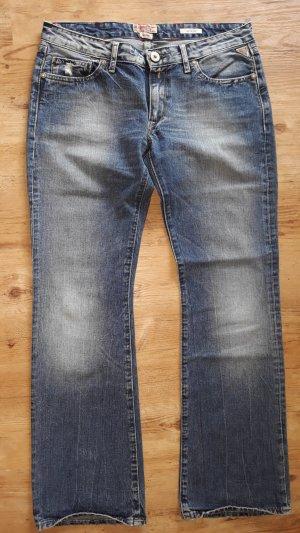 Replay Boyfriend Jeans blue
