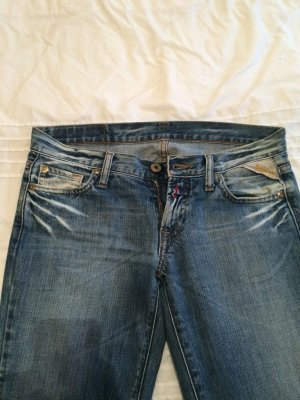 Replay Jeans 26/34 Bootcut W442F,034