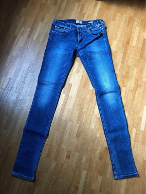 Replay Jeans a sigaretta multicolore
