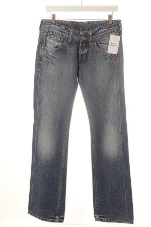 Replay Jeans blau Casual-Look