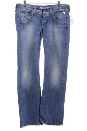 Replay Jeans blau Jeans-Optik
