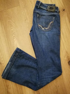 Replay Jeans Bootcut Schlag Flare Modell Flora