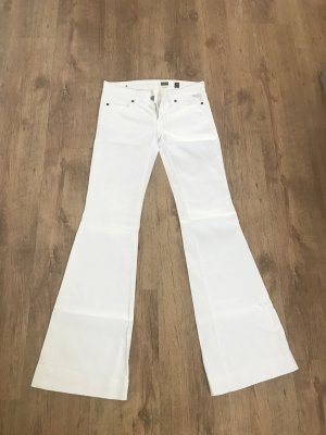 Replay Boot Cut Jeans white