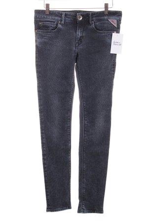 Replay Jeans dunkelgrau meliert Casual-Look