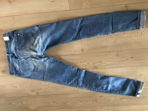 Replay Jeans a sigaretta azzurro
