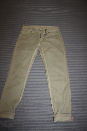 REPLAY Jeans in khaki-braun in Gr. 34