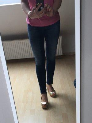 Replay Jeans skinny blu scuro