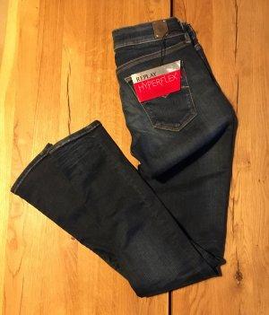 Replay Jeans Luz Hyperflex Neu mit Etikett